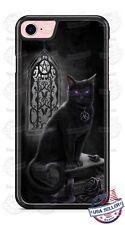 Salem Witchcraft Magic Black Cat Phone Case for Samsung Google HTC LG etc