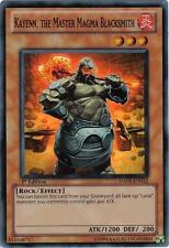 Yu-Gi-Oh Yugioh Kayenn, the Master Magma Blacksmith HA05-EN012 Super 1st NM!