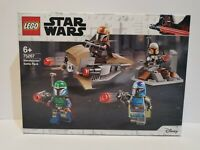 LEGO Star Wars Mandolorian Battle Pack  Set 75267 BRAND NEW AND SEALED!