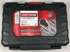 "Craftsman 25 pc *Empty* Socket Set Storage Case 3/8"" and 1/4"" Drive Sockets"