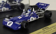 Quartzo 1/43 Scale 4065 Tyrrell 004 French GP 1972 P. Depailler Diecast F1 Car