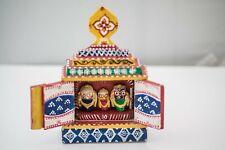Vintage Handmade Jagannath Puri Mandir #2