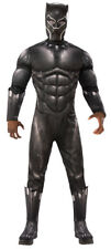 Black Panther Avengers Adult Halloween Costume Infinity War Fancy Dress Cosplay
