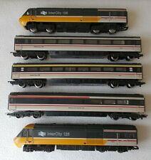 Hornby OO Gauge Intercity 125 Locomotives & Coaches