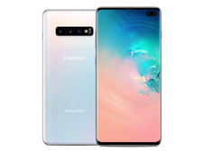 Samsung Galaxy S10 Plus - 128GB Unlocked Prism White