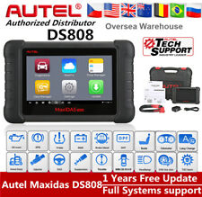 2019NEW Autel DS808 MaxiCOM MaxiSys Auto Diagnostic Tool OBD2 Scanner Key Tool