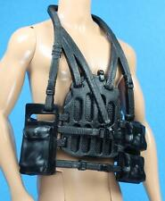 Black Label Barbie Hunger Games Mockingjay Combat Vest 1/6th Scale Peeta Gale
