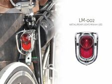 Kipoint Kiley for Vintage Classic City Tour Bicycle Rear / Tail LED Light LM-002