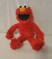 Hasbro Sesame Street Play All Day Elmo Interactive Toddler Preschool Plush 2014