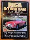 MG, MGA Twin Cam Gold Portfolio 1955-1962 R.M. Clarke Paperback Brochure Part