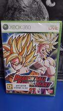 Dragon Ball: Raging Blast Xbox 360 PAL New Sealed