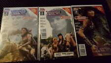 Xena the Warrior Princess lot Orpheus trilogy both sets very rare. TOPPS COMICS