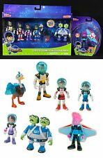 New CALLISTO FAMILY MISSION 6-PACK Figure MILES TOMORROWLAND Target - BONUS PIPP