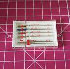 Organ Needles Stretch /Jeans /Universal/2MM twin Domestic Sewing Machine Needles