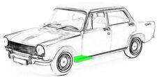 Bodenverstärkung für Wagenheber links für Simca/Talbot 1300/1500/1301/1501