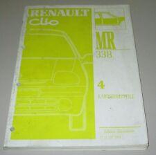- Officina Manuale istruzioni di riparazione CD tipo B RENAULT CLIO II 98-05