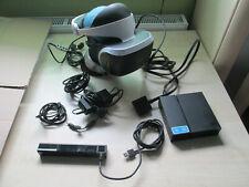 PLAYSTATION 4 VR BRILLE + KAMERA                                   PS4 PSVR