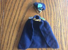 Vintage Lady Lovely Locks Prince StrongHeart Cape And Hat