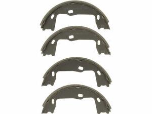 For 2000 Saturn LS2 Brake Shoe Set Rear API 92213GQ Parking Brake Shoe
