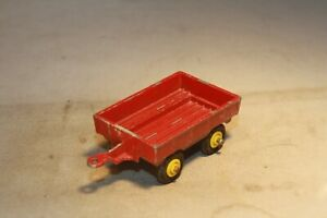 1960s Farm Trailer TootsieToy Made in USA Free Shipping