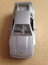 Lotus Esprit 1:38 Scale Silver Classic Vintage Toy Car