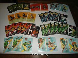 28x Lot of SEALED Pokemon League POP ID Packs