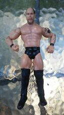 "WWE WWF Festus Luke Gallows 7"" Wrestling Figure 2003 Jakks Wrestler"