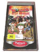 Worms: Open Warfare Sony PSP Game