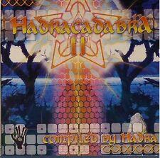 Hadra – Hadracadabra II 2 rare psy goa trance CD Z-Machine Atomic pulse SHOTU