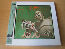 "QUEEN ""News Of The World"" Japan mini LP SHM CD PLATINUM"