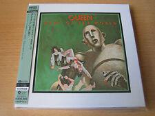 "QUEEN ""News Of The World"" Japan mini LP SHM CD PLATINUM"