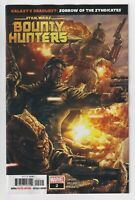 STAR WARS: BOUNTY HUNTERS #2 MARVEL comics NM 2020 Ethan Sacks