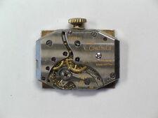 Vintage Gent's LeCoultre 10 L Wristwatch Movement