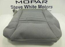 07-10 Dodge Ram Trucks New Front Driver's Seat Bottom Cover Mopar 40/20/40 Split