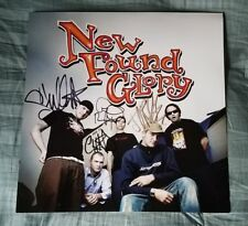 New Found Glory signed poster Catalyst