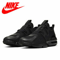🔥Authentic Nike Air Max Infinity Trainers ® ( Men Size UK 8 - 11 ) Full Black🔥