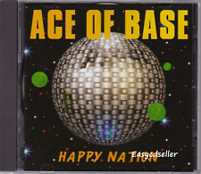 ACE OF BASE HAPPY NATION CD ALBUM SEHR GUTER ZUSTAND
