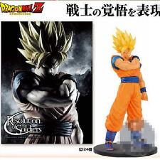 Banpresto Dragon Ball Z resolution of sodiers Son Goku PVC Figure