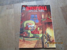 JOURNAL BD SPIROU 4001 4002 decembre 2014 100 pages special noel numero double
