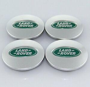 Center Caps OEM Land Rover LR2 LR3 LR4 Free Rover RRJ500030XXX Wheel Hubcap Set