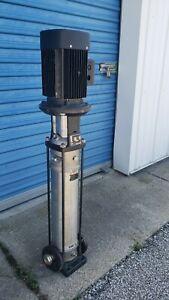 Grundfos CRI1 Pump