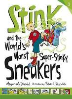 Stink and the World's Worst Super-Stinky Sneakers, McDonald, Megan, Very Good Bo