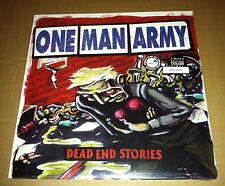 Swingin Utters ONE MAN ARMY Dead End Stories RED RSD Vinyl LP SEALED Green Day
