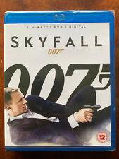 Skyfall Blu-Ray 2012 Daniel Craig James Bond 007 Film 2012 Klassisch Neu Ovp