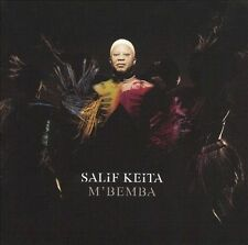 M'Bemba 2006 by Salif Keita Ex-library - Disc Only No Case