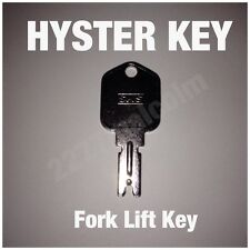 HYSTER FORK LIFT KEY