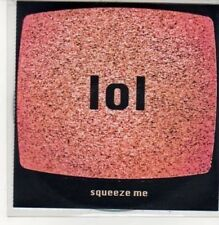 (DC530) LOL, Squeeze Me - 2010 DJ CD
