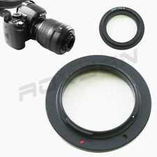 52mm Macro Reverse Adapter Ring for Canon EOS M EF-M mount Mirrolesss camera