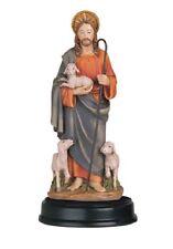 5 Inch Statue of Good Shepherd Jesus Christ Jesucristo Religious Figure Figurine