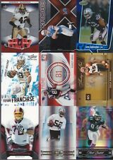 HUGE WHOLESALE FOOTBALL SPORTS CARD COLLECTION SERIAL NUMBERED #'d LOT